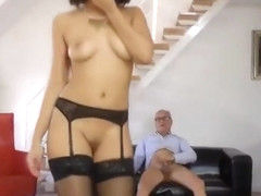 Busy Secretary Gives It To Her Hung Boss