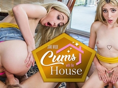 Cums With The House Preview - Jane Wilde - WANKZVR
