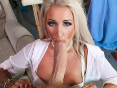 Brooklyn Blue & Danny D in Are You Even A Doctor - BRAZZERS
