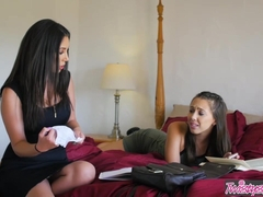 Mom Knows Best - Jelena Jensen Jenna Sativa - A Lesson In Responsibility - Twistys