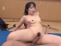Honey oriental young whore Ruka Kanae