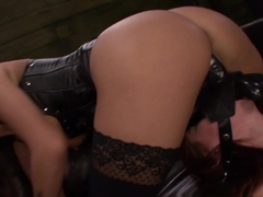 Exotic pornstars Esmi Lee, Autumn Kline in Best BDSM, Femdom xxx video