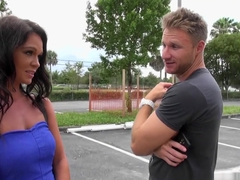 Crazy pornstars Dixie Brooks, Levi Cash in Exotic Reality, MILF xxx scene