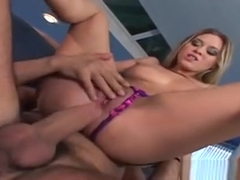 Victoria Swinger Is A Very Sexy Blonde, That Has Puffy, Natu