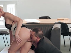 Incredible pornstar Lynna Nilsson in Best Big Ass, Natural Tits porn clip