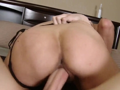Big boobed Shay Sights is fucking with her man