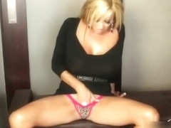 Rachel Aziani with her big tits showing part5