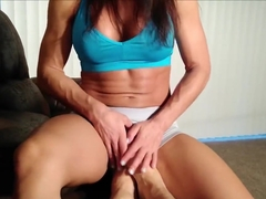 Step mom fucks and takes creampie