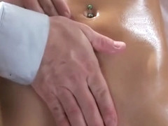 Brazzers - Dirty Masseur - Megan Salinas and Bill Bailey -