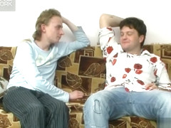 TryPantyhose Movie: Matthias and Randolph