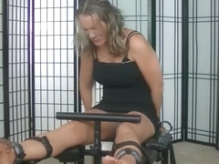 Wife Adjuster 3 - Part 1 - Defiant But Ticklish