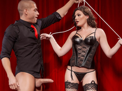 Jessica Rex & Xander Corvus in Porn Puppet On A String - BRAZZERS