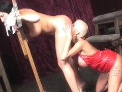 Joslyn James And Shay Fox Will Make You Hard From Their BDSM