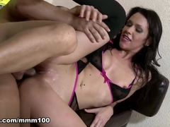 Samia Duarte & Xavi Tralla in Look At My Ass - MMM100