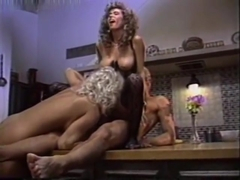 Classic porn flick from the 80's Amber Lynn
