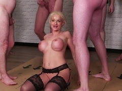 CumPerfection - Cindy Sun Bucket List Bukkake