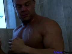 MenOver30 Video: Charlie Cums Clean