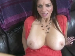 Young stud fucking her horny stepmom - TabooStepMom