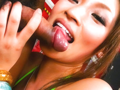 Impressive threesome does Yukina  - More at Slurpjp.com