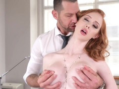 HandsOnHardcore - Lenina Crowne Naughty Office Antics