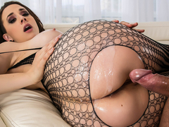 Chanel Preston & Danny Mountain in Always Thick - BrazzersNetwork