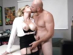 Cory Chase - Hot Office Milf Seduced