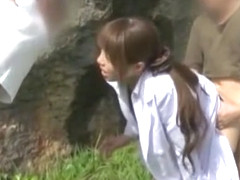 Exotic Japanese slut Yuuna Takizawa in Crazy Cunnilingus, Fingering JAV video