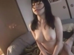 Exotic Japanese whore Chigusa Hara in Fabulous JAV video