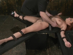 Ashley Graham Tied For Tickling