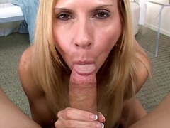Amazing pornstar Brooke Tyler in Best Cumshots, Blonde xxx clip