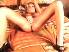 Incredible porn video Masturbation crazy only here