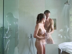 Hottest pornstar Lily Love in Amazing Showers, Big Ass sex scene