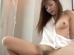 Crazy Japanese whore Anri Sonozaki in Amazing JAV uncensored Blowjob movie