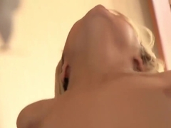Ravishing blonde starlet Ashlynn Brooke gets screwed