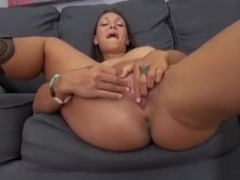 Olivia Wilder Masturbating Her Tight Pussy