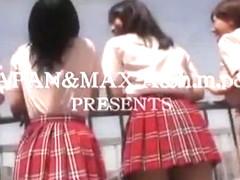 Incredible Japanese girl Tina Yuzuki, Erika Kurisu, Haruka Ito in Hottest Cunnilingus, Lingerie JA.