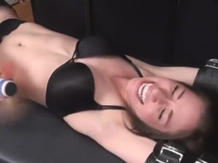 Girl tickled to death