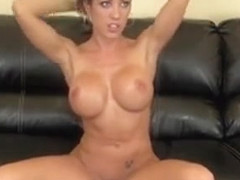 Busty Hottie Capri Cavanni Fingers And Toys Her Snatch On Live Cam