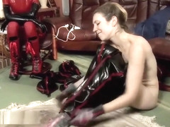 Latex-Fetish Archives-Inflatable Dressing