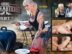Kleio Valentien & Will Powers in BBQ Titmasters Part 3 - Kleio Valentien's Southern Hospitality Sc.