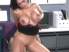 Big tits sex video featuring Priya Anjali Rai and Xander Corvus