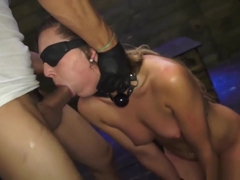 Extreme Big Nipples Last Night, Kaylee Banks Went To A Party