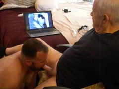 Daddy Watching Porn......