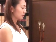 Hottest Japanese girl Rika Asou in Incredible POV, Blowjob JAV video