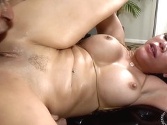 Aleksa Nicole - Horny adult video MILF try to watch for watch show