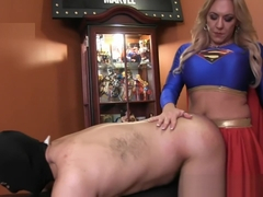 Syren Productions Sodomized By SuperGirl Starring_Goddess_Samantha