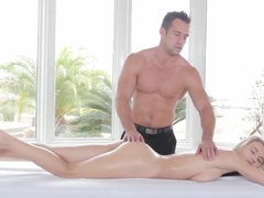 Natalia Starr gets plowed in hardcore fashion