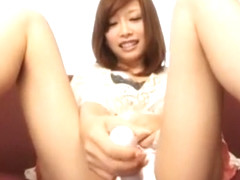 Incredible Japanese slut Rico Yamaguchi in Horny Solo Female, Toys JAV clip