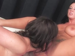 Jayden Jaymes  Penny Flame in Jayden Gives Penny One Hell Of Threesome - JaydenJaymesXXX