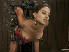 Jynx Maze in quot;Can't stop, cumming - DeviceBondage